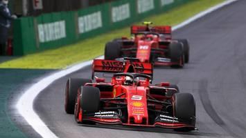Formel 1: Sebastian Vettel wird den Zweikampf bei Ferrari verlieren