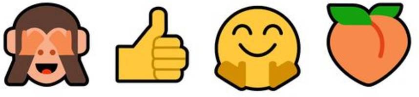 Wie eindeutig sind eigentlich Emojis? [premium]