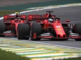 Internationale Pressestimmen: Erbärmlicher Tag für Ferrari