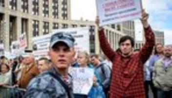 Russland: Russland kann Journalisten künftig als ausländische Agenten einstufen