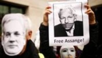 Julian Assange: Schweden lässt Vergewaltigungsvorwurf gegen WikiLeaks-Gründer fallen