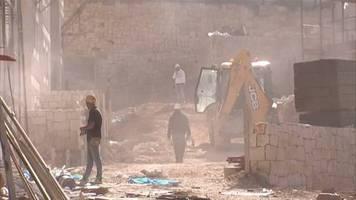 Video: US-Regierung billigt Siedlungsbau