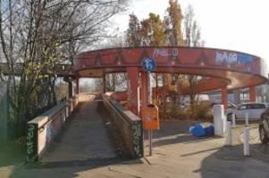 Brückensanierung: Schneckenbrücke in Reinickendorf wird erst 2021 saniert
