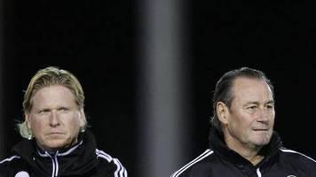 Neuer FC-Trainer: Ex-Chef Stevens hat Zweifel an Gisdols Eignung für Köln
