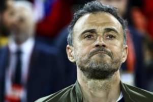 Fußball-Ticker: Nach Tod der Tochter: Luis Enrique übernimmt Spanien wieder