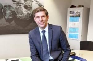 Polizei: Mirko Streiber wird neuer LKA-Chef in Hamburg
