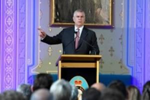 Epstein-Skandal: Umstrittener Prinz Andrew verliert Sponsor
