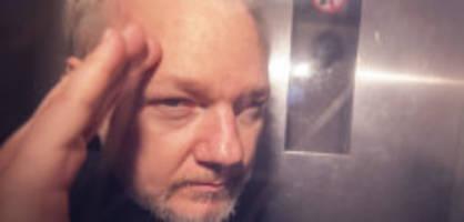 Julian Assange: Wird Assange jetzt an die USA ausgeliefert?