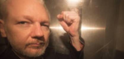 Schweden: Untersuchung gegen Assange eingestellt