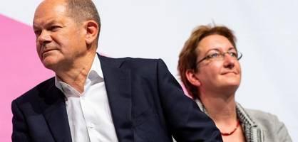Olaf Scholz droht nicht weniger als das politische Ende