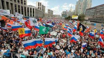 Urteil: Russland muss Oppositionelle entschädigen