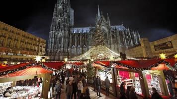 Weihnachtsmarkt Köln 2019: Alle Termine,  Öffnungszeiten und Infos