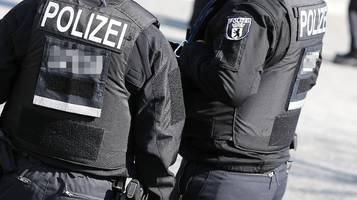 Berlin: Terrorverdacht: Polizei-Spezialeinheit fasst Syrer