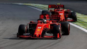 Formel 1: Nach Ferrari-Ärger in Brasilien – Die härtesten Teamduelle