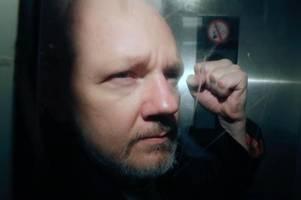 Untersuchungen gegen Julian Assange in Schweden eingestellt