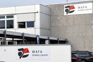 Die Gewerkschaft ist irritiert, was bei der Firma Wafa los ist