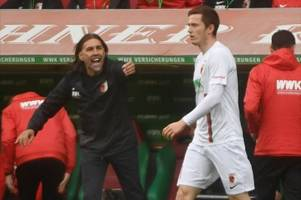 FCA-Trainer Schmidt: Gregoritschs Wechselwunsch beeindruckt uns nicht