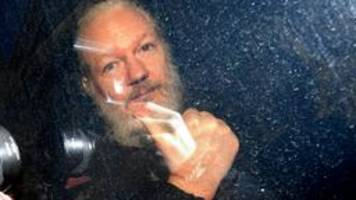 Schweden lässt Vergewaltigungsvorwurf gegen Assange fallen