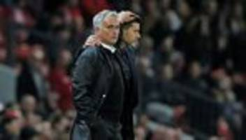 Champions-League: José Mourinho wird neuer Trainer bei Tottenham Hotspur
