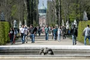 klimawandel : klimaschäden in parks sollen bundesweit erfasst werden