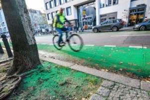 Radverkehr in Berlin: Wie es zu den Problemen mit grünen Radwegen kam