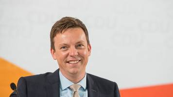 Ministerpräsident Hans fordert CDU zu Geschlossenheit auf