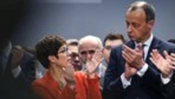 CDU-Parteitag: Friedrich Merz will Parteibasis bei Kanzlerfrage beteiligen