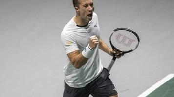Endrunde in Madrid: Deutsche Tennis-Herren bei Davis Cup im Viertelfinale