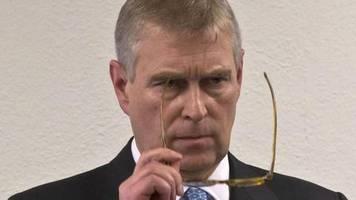 Epstein-Skandal: Prinz Andrew erklärt sich zur Aussage bereit