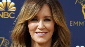 Felicity Huffman: Sie will Frauen in Haft helfen
