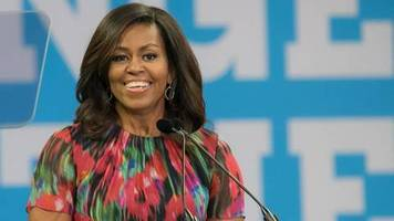 michelle obama: so stolz ist sie auf ihre grammy-nominierung