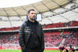 Fußball: Trainer Fiel freut sich auf Wiedersehen mit Ex-Coach Hecking
