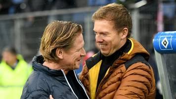 RB-Coach Nagelsmann: Kein Geschenk für Trainer-Freund Gisdol