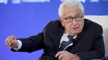Handelsstreit zwischen USA und China – Kissinger: Könnte realen Krieg auslösen