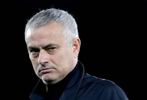 Premier League: Neuer Tottenham-Coach Mourinho zeigt sich selbstkritisch