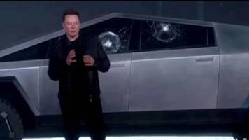 Video: Tesla stellt neuen Pick-up-Truck vor
