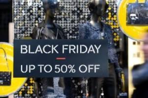 Rabatt-Aktion lockt Käufer: Black-Friday-Rummel zieht sich in die Länge