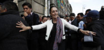 Gewalt an Frauen: Mexiko-Stadt ruft Notstand aus