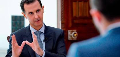 """""""absolut friedlich"""", schreibt der afd-mann über seine syrien-reise"""