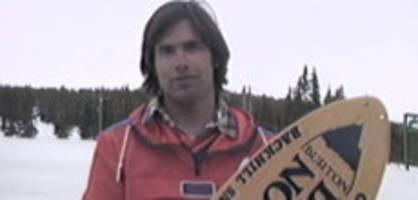 jake burton carpenter: er revolutionierte den snowboardsport