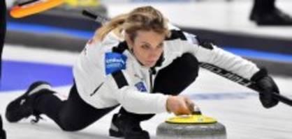 sieg gegen russland: schweizer curlerinnen gewinnen em-bronze