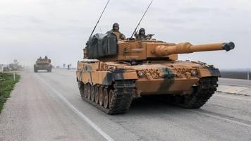 Fragen an die Türkei: Leopard 2-Panzer in der Hand syrischer Rebellen?