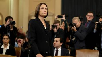 Impeachment-Anhörungen: Die Jagd nach dem letzten Beweis gegen Donald Trump