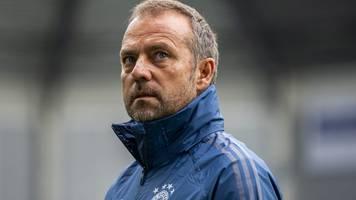 Flick als Bayern-Trainer bis Weihnachten zufrieden