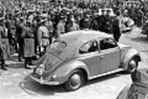 sein name war josef glanz - porsche war es nicht: der wahre vater des vw-käfer musste vor den nazis fliehen