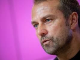 Bayern-Trainer Hansi Flick: Für mich ist es vollkommen egal, welcher Name kursiert