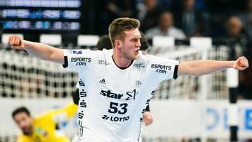 Handball-Bundesliga: Kiel nach Zittersieg gegen Leipzig nun Zweiter