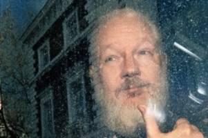 wikileaks-gründer: mediziner: julian assange könnte im gefängnis sterben