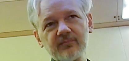 ohne behandlung könnte julian assange sterben