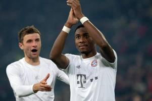 FC Bayern mit Verspätung nach Belgrad - Alaba bleibt zuhause